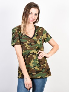 FOX triko FALCON TOP Camo