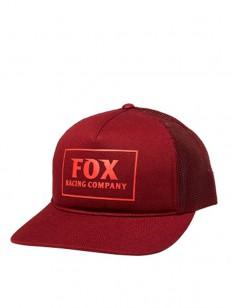 FOX kšiltovka HEATER Cranberry