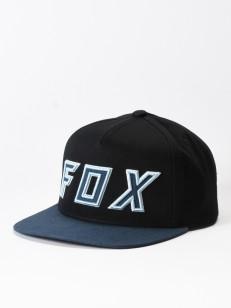 FOX kšiltovka POSESSED Black