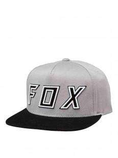 FOX kšiltovka POSESSED Grey/Black