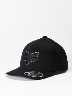 FOX kšiltovka EPICYCLE 110 Black/Blue