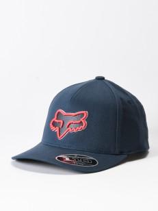 FOX kšiltovka EPICYCLE 110 Navy/Red