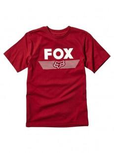 FOX triko AVIATOR Cardinal