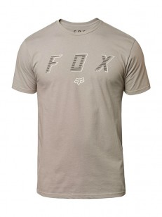 FOX triko BARRED PREMIUM Steel Grey
