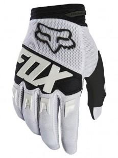 FOX rukavice DIRTPAW White