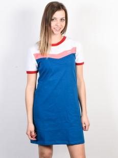 VANS šaty INVERCE BLUE SAPPHIRE