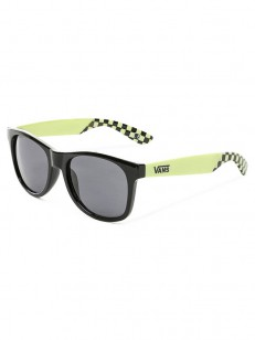 VANS sluneční brýle SPICOLI 4 SHADES SUNNY LIME/BL