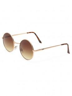 VANS sluneční brýle GUNDRY SHADES MATTE GOLD/BRONZ