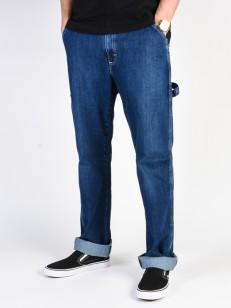 VANS kalhoty V96 RELAXED/CARPENTER Vintage Blue