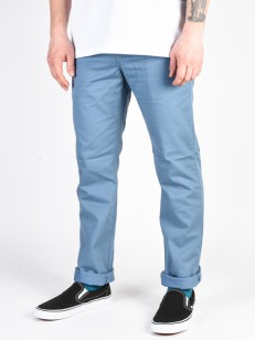 VANS kalhoty AUTHENTIC CHINO BLUESTONE