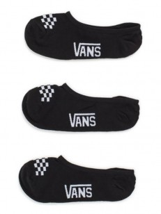VANS ponožky CLASSIC CANOODLE Black/White