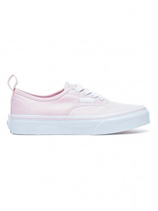 VANS boty AUTHENTIC ELASTIC LACE CHALK PINK/TRUE W