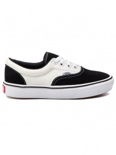 VANS boty COMFYCUSH ERA (SUEDE/CANVAS) BLACK/MARS