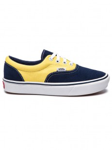 VANS boty COMFYCUSH ERA (SUEDE/CANVAS) DRESS BLUE