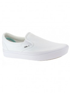 VANS boty COMFYCUSH SLIP-ON (CLASSIC) TRUE WHITE/T