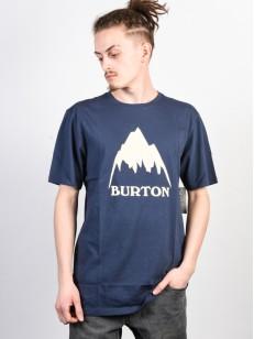 BURTON tričko CLSSMTNHGH MOOD INDIGO