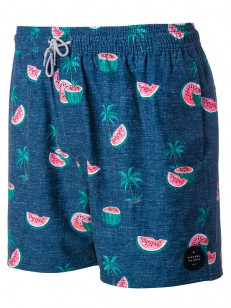RIP CURL boardshortky VOLLEY PARADISE 16 NAVY