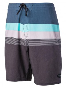 RIP CURL boardshortky RAPTURE LAYDAY 19 BLACK