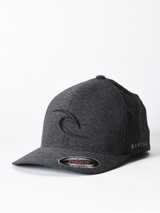 RIP CURL kšiltovka PHASE ICON CURVE PEAK BLACK