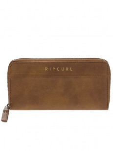 RIP CURL peněženka ESSENTIALS C/B PU TAN