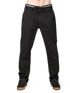 HORSEFEATHERS kalhoty BOWIE MAX black