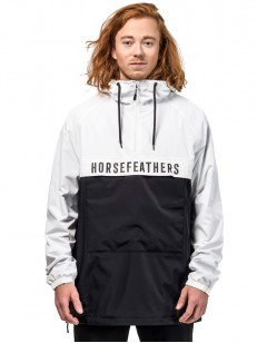 HORSEFEATHERS bunda CHIP black/white