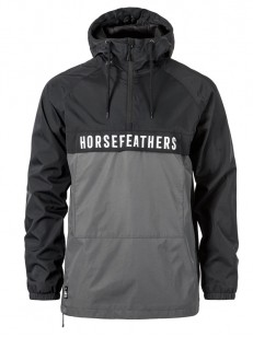 HORSEFEATHERS bunda CHIP gunmetal