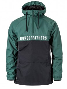 HORSEFEATHERS bunda CHIP jungle green
