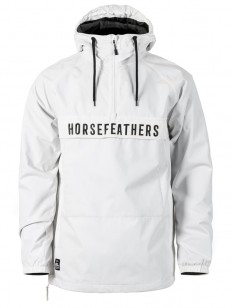 HORSEFEATHERS bunda CHIP white