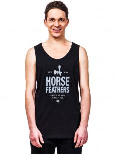 HORSEFEATHERS tílko SPIGOT black