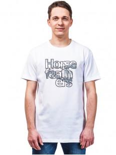 HORSEFEATHERS triko BALANCE white