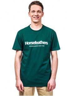 HORSEFEATHERS triko QUARTER bistro green