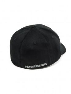 HORSEFEATHERS kšiltovka EFRON black 86e1149be3
