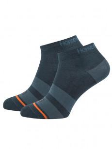 HORSEFEATHERS ponožky RUFUS indigo