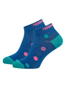 HORSEFEATHERS ponožky ARIEL baltic