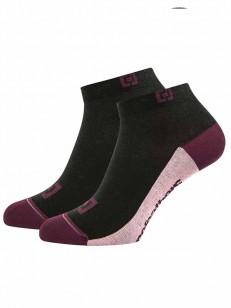 HORSEFEATHERS ponožky DEA black