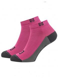 HORSEFEATHERS ponožky DEA carmine