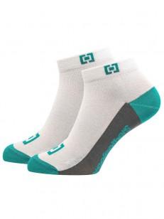 HORSEFEATHERS ponožky DEA white