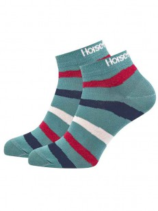 HORSEFEATHERS ponožky LAINA horizon blue