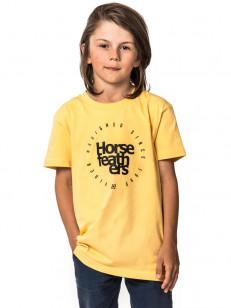 HORSEFEATHERS triko DENK buff yellow