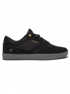 DVS boty PRESSURE SC+ black/charcoal/suede/lutzka