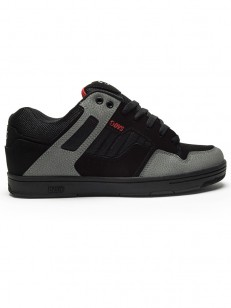 DVS boty ENDURO 125 black/charcoal/red/nubuck