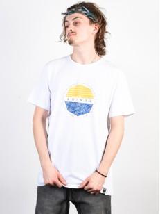 ANIMAL tričko LAMARY White