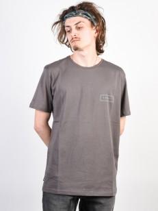 ANIMAL tričko POINT Plum Grey