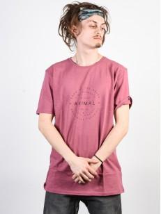 ANIMAL tričko UNITED Deco Pink