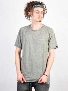 ANIMAL tričko TABB Dusty Olive Marl