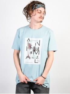 ANIMAL tričko LOFFY Blue Mist