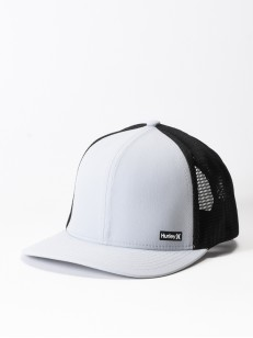 HURLEY kšiltovka LEAGUE Wolf Grey