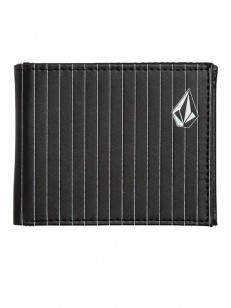 VOLCOM peněženka RADIATOR 3F PU Black