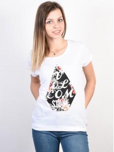 VOLCOM tričko RADICAL DAZE White